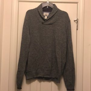 Jos A. Bank shawl collar sweater in size XXL